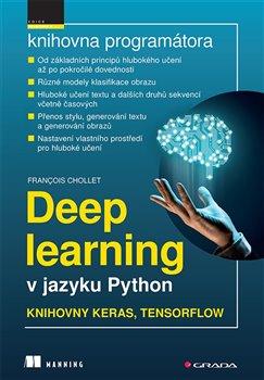 Obálka titulu Deep learning v jazyku Python