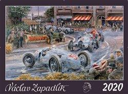 Obálka titulu Kalendář - Václav Zapadlík 2020