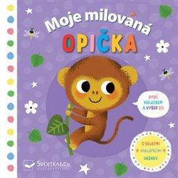 Obálka titulu Moje milovaná opička