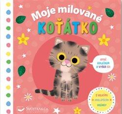 Obálka titulu Moje milované koťátko