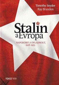 Obálka titulu Stalin a Evropa