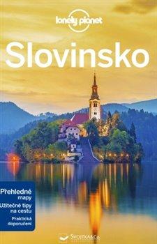 Obálka titulu Slovinsko - Lonely Planet