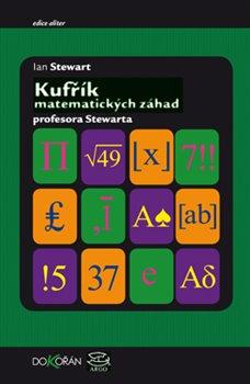 Obálka titulu Kufřík matematických záhad profesora Stewarda