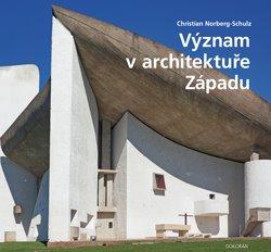 Obálka titulu Význam v architektuře Západu