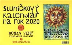Obálka titulu Sluníčkový kalendář 2020 - stolní