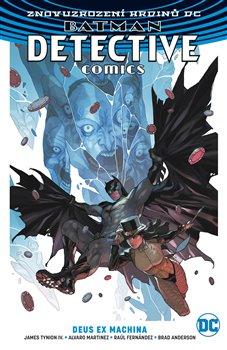 Obálka titulu Batman Detective Comics 4: Deus Ex Machina