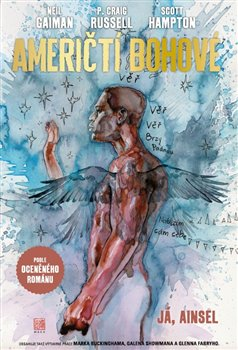 Obálka titulu Američtí bohové 2: Já, Ainsel