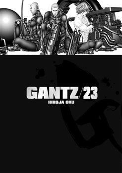 Obálka titulu Gantz 23