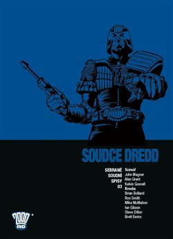 Obálka titulu Soudce Dredd 3