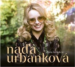 Obálka titulu Zlatá kolekce Naďa Urbánková