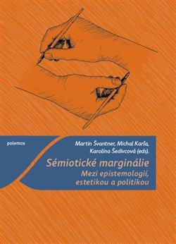 Obálka titulu Sémiotické marginálie