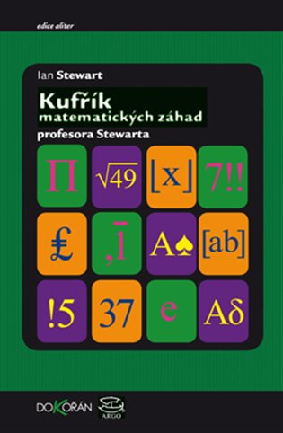 Kufřík matematických záhad profesora Stewarda