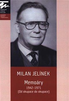 Obálka titulu Memoáry 1942-1971
