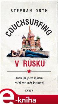 Obálka titulu Couchsurfing v Rusku