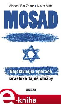 Obálka titulu Mosad