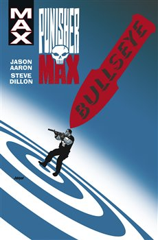 Obálka titulu Punisher Max 2