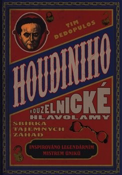 Obálka titulu Houdiniho kouzelnické hlavolamy