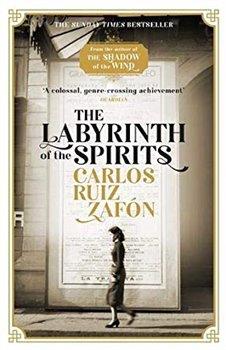 Obálka titulu Labyrinth of the Spirits