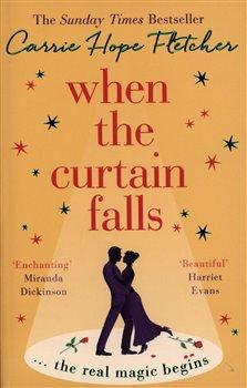 Obálka titulu When The Curtain Falls