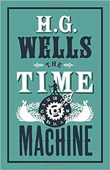 Obálka titulu Time Machine