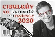 Cibulkův kalendář pro pamětníky 2020