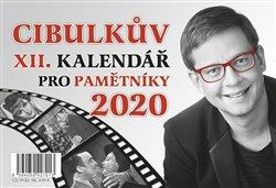 Obálka titulu Cibulkův kalendář pro pamětníky 2020