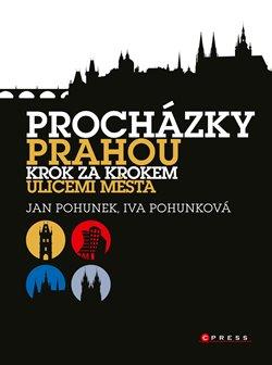 Obálka titulu Procházky Prahou