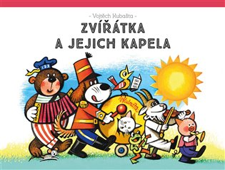 Zvířátka a jejich kapela - Vojtěch Kubašta   Replicamaglie.com
