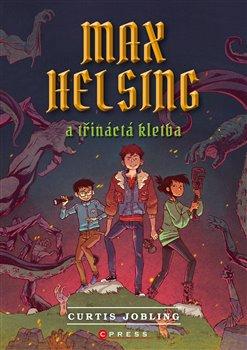 Obálka titulu Max Helsing a Třináctá kletba