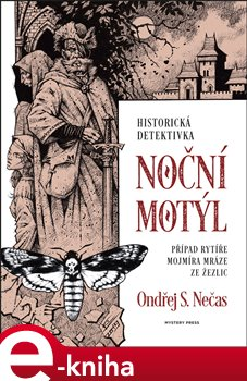 Obálka titulu Noční motýl