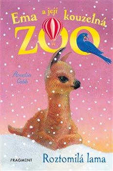 Obálka titulu Ema a její kouzelná zoo - Roztomilá lama