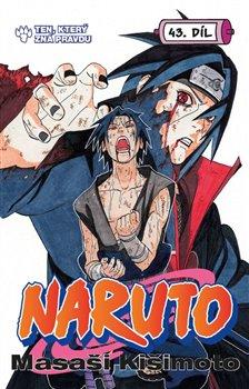 Obálka titulu Naruto 43: Muž, který zná pravdu