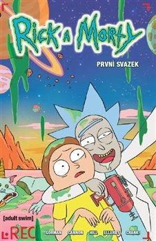 Obálka titulu Rick a Morty 1