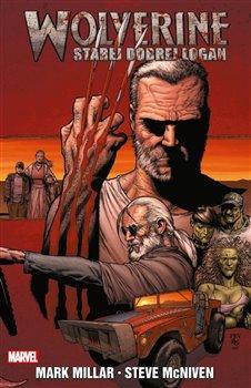 Obálka titulu Wolverine: Starej dobrej Logan
