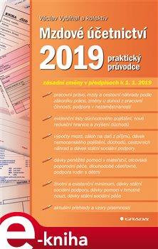 Obálka titulu Mzdové účetnictví 2019