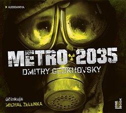 Obálka titulu Metro 2035