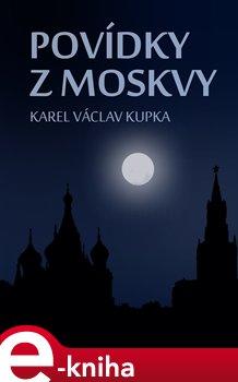 Obálka titulu Povídky z Moskvy