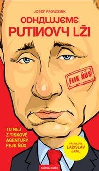 Obálka titulu Odhalujeme Putinovy lži