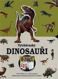 Obálka titulu Vytrhávanky: Dinosauři
