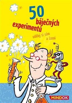 Obálka titulu 50 báječných experimentů