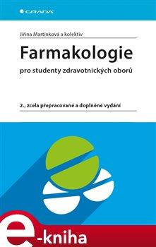 Obálka titulu Farmakologie