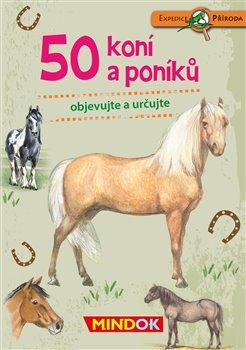 Obálka titulu Expedice příroda: 50 koní a poníků