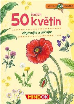 Obálka titulu Expedice příroda: 50 našich květin