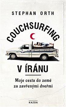Obálka titulu Couchsurfing v Íránu