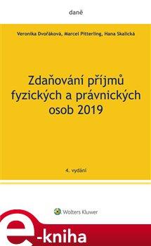 Obálka titulu Zdaňování příjmů fyzických a právnických osob 2019