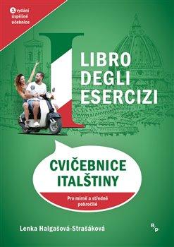 Obálka titulu Cvičebnice italštiny / Libro degli esercizi