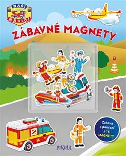 Obálka titulu Naši hasiči - Zábavné magnety