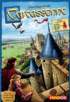 Obálka titulu Carcassonne: Základní hra