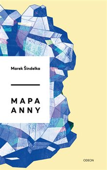 Obálka titulu Mapa Anny