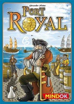 Obálka titulu Port Royal